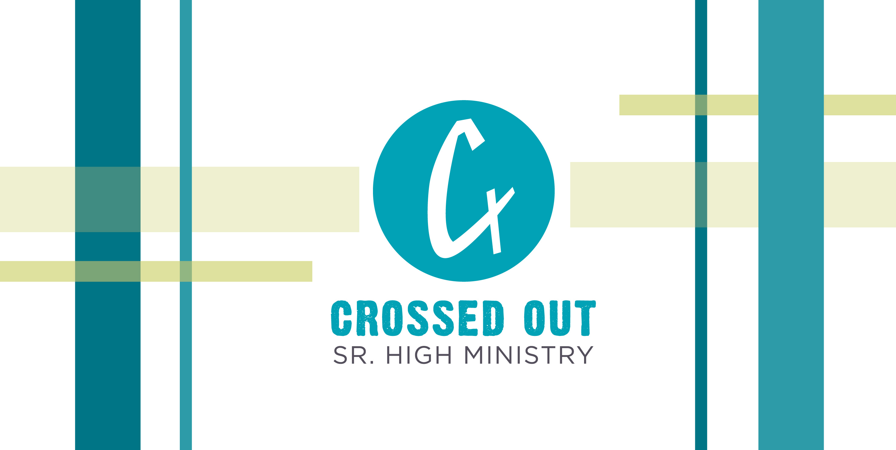 Crossed Out Sr. High Ministry